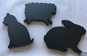 Matte Black Animal Pinkeeps