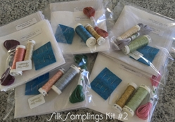 Silk Samplings Kit #2
