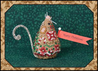 2012 Gingerbread Mouse